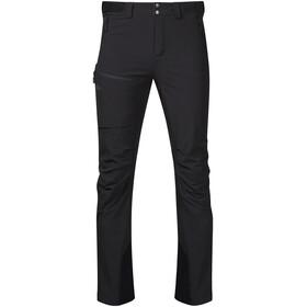 Bergans Breheimen Softshell Pants Men Black/Solid Charcoal